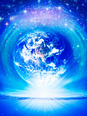 Ascension of our Planet