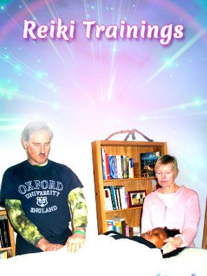 Reiki Trainings